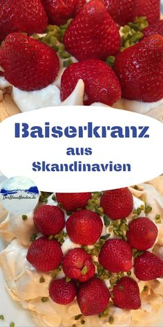 Strawberry, Fruit, Unique Restaurants, Gross Food, Cake Shop, Merengue, Strawberries, Strawberry Fruit, Strawberry Plant