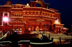 Kingdom of Dreams,Gurgaon,India. Had the most amazing time there with my friend Upasna!