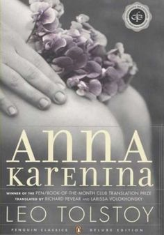 """All happy families are alike; each unhappy family is unhappy in its own way.""""    Anna Karenina, Leo Tolstoy"""