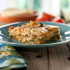 Zucchini-Tortilla Casserole (Pastel Azteca) Recipe