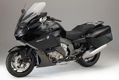 2015 BMW K 1600 GT in Black storm metallic