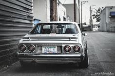 "radracerblog: "" 81′ Nissan Skyline 2000GT C210 """