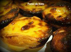 Sónia Meirinho: Pastéis de Nata