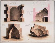 Jean-Jacques Lequeu, o el neoclasicismo pagano : arquitectura entrelíneas