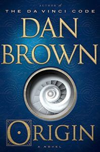 Origin by Dan Brown - the latest book in Robert Langdon series; came out in October 2017. The author leads the reader mostly through Spain and a bit through Budapest in Hungary.