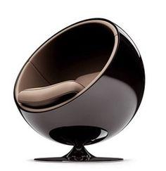 Silla bola (globo) - Eero Aarnio - 1965