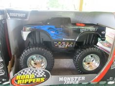 Road Rippers Monster Trucks Review