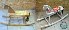 RENOVATION HORSE Rocking Chair, Horse, Handmade, Diy, Furniture, Home Decor, Chair Swing, Hand Made, Decoration Home