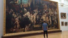 Cómo utilizar tus obras de arte para viajar gratis por el mundo