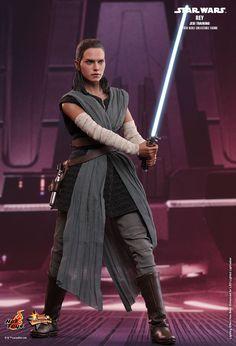 Rey Star Wars, Star Wars Art, Jedi Training, Coleccionables Sideshow, Rey Jedi, Star Wars Characters Pictures, Star Wars Merchandise, Star Wars Models, Star Wars Gifts