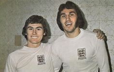 Dave Thomas and Gerry Francis