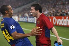 Thierry Henry Explains Why He Rates Lionel Messi Above Cristiano Ronaldo