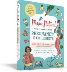Mama Natural Book