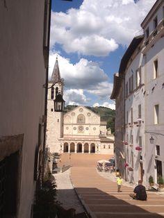 Spoleto, Umbria, Italy, province of Perugia