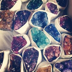 hippynesss:  elusivedutchbandit:  Crystals. Follow for more  http://hippynesss.tumblr.com ☮ Peace ❤ Love ॐ and Hippynesss
