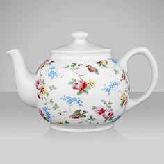 Buy Cath Kidston Bird Teapot, 6 Cups Online at johnlewis.com £25