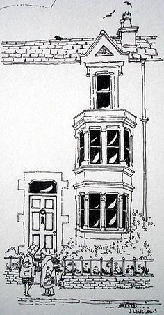 illustration work by jamjarart, via Flickr