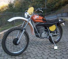 Enduro Vintage, Vintage Motocross, Vintage Bikes, Dirt Bikes, Scrambler, Club, Trail, Motorcycles, Old Motorcycles