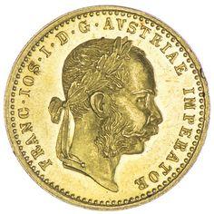 Dukat 1892 Kaiserreich Franz Joseph I. 1848 - 1916