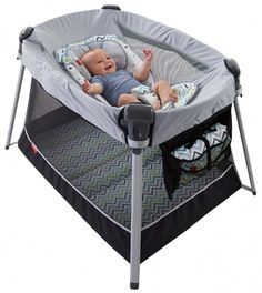 ultralite pac n' play :: 11 products for your registry to make life easier! #BabyCenter