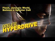 O novo Flash, Batman, Minecraft e Splinter Cell | Novidades