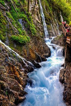 Berchtesgaden National Park, Bartler, Bavaria, Germany