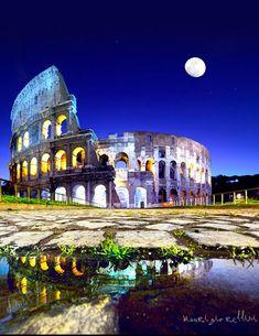 Colosseum, Rome Italy Lazio