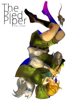 The Pied Piper by ~Fengta on deviantART