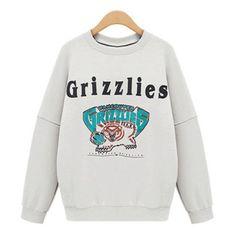 Cute & Trendy Grizzlies Sweatshirt  #Sale #Thank #You