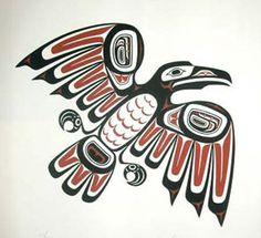 Northwest Coast Raven
