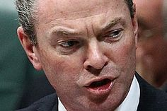 Christopher Pyne suggests collecting HECS debts from dead students as way to help budget.  What a scumbag!