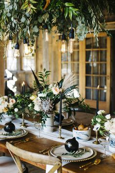 Fall Wedding Décor Ideas We're Obsessed With