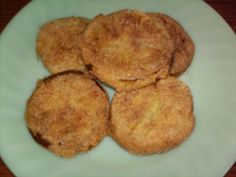 How To Make Fried Green Tomatoes | Southern Plate,,,,