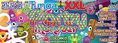 Manca poco a carnevale e il TUNGA torna anche quest'anno con la più grande festa in maschera di sempre. Venerdì 5 febbraio 2016 al Cocorico Riccione arriva il Carnevale TUNGA.