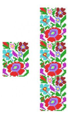 FL288 Ukrainian Art, Vintage Cross Stitches, Cross Stitching, Beading Patterns, Diy And Crafts, Folk, Kids Rugs, Poster, Embroidery