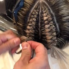 How to Dutch Braid Video Tutorials & Fab Hairstyles Do you wonder how to dutch braid your own hair easly? So, 2019 will be the year of the braids. We are very excited about this Up Hairstyles, Braided Hairstyles, Hairstyle Ideas, Curly Hair Styles, Natural Hair Styles, Hair Videos, Hair Designs, Hair Looks, New Hair