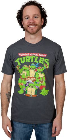 Pizza Time TMNT Shirt