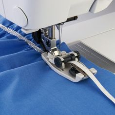 Sewing Machine Pfaff - Elastic Foot for IDT™ System