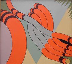 Rudolf Urech-Seon - Der Anschluss, 1938 Pattern Art, Art Boards, Abstract, Disney Characters, Artwork, House, Ideas, Switzerland, Seed Stitch