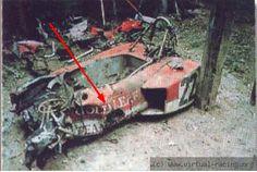 "( 2016 ) IN MEMORY OF ★ † JOCHEN RINDT "" Jochen Rindt Fatal Crash. "". ) ★ † Jochen Rindt - Saturday, April 18, 1942 - Mainz, Germany. (aged of 28) † Died; Saturday, September 05, 1970 - Monza, Italy."