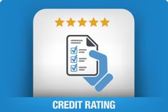 What is a credit rating?