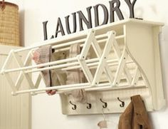 Corday Accordian Drying Racks  $179.00 | Ballard Designs