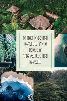 Bali Trip, Hiking Spots, Relaxing Yoga, Travel Guide, Travel Ideas, Bali Travel, Ubud, Travel Around The World, Trip Planning