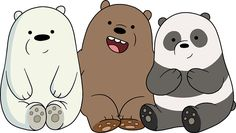 We Bare Bears Cubs Babies