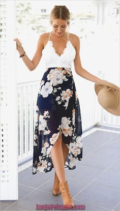2018 New Summer Maxi Dress Women Lace Dress Strap V Neck Sexy Backless Sleeveless Long Dress Beach Party Vestidos Mode Outfits, Fashion Outfits, Womens Fashion, Dress Fashion, Fashion Clothes, Chic Outfits, Dress Outfits, Fashion Accessories, Women's Summer Fashion