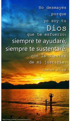 Isaías 41:10, wallpaper para Galaxy
