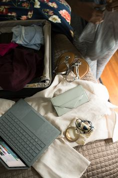 Travel light with pounds of power and all-day performance, from Surface Laptop. Surface Laptop, Microsoft Surface, Travel Light, Tech, Bags, Technology, Purses, Taschen, Hand Bags