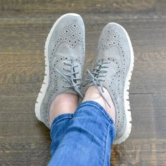 baubles & backdrops – Cole Haan sneakers, ZeroGrand, oxfords