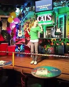 Fun at Cats Meow #mylouisiana #showmeyournola #frenchquarter #NewOrleans #Bourbonbaby #bourbonstreet #Catsmeow #followyournola #louisianagallery #lovinglouisiana #lovelife #havingfun #sing #musicislife #lovelouisiana #iheartnola #BigEasy #NOLA #jj_Louisiana by _southern_chick_