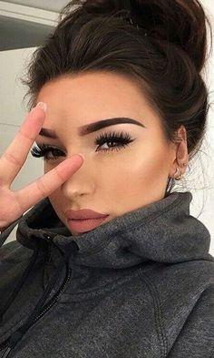 Beautiful Makeup Faces